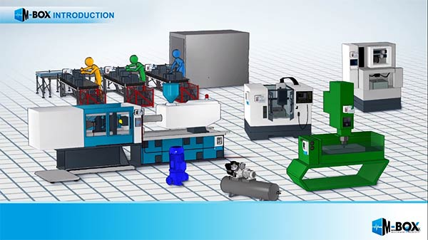 Smart Manufacturing Data Collection Monitoring System